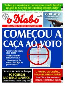 Edição de 16 de Setembro de 2014