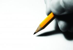 writing pencil big