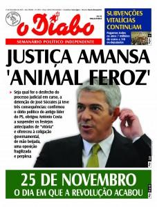 Edição de 25 de Novembro de 2014