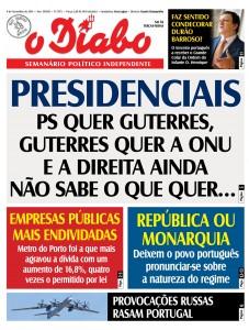 Edição de 3 de Novembro de 2014