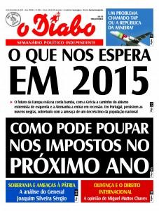 Edição de 30 de Dezembro de 2014