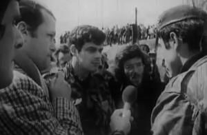 A RTP transmitiu em directo o diálogo surrealista entre os comandantes dos dois lados em confronto no RAL 1