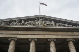 O Museu Britânico pode ser visitado de graça, embora um donativo seja sempre bem vindo