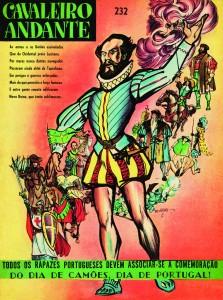 cavaleiro-andante-10-de-junho (Ilustração de Fernando Bento)