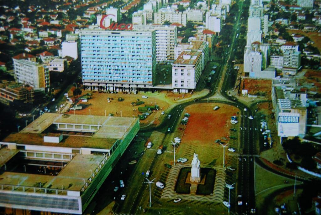 Angola era um território desenvolvido