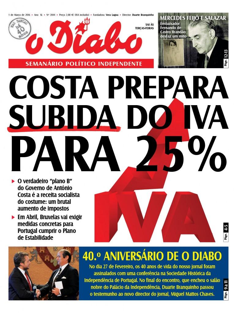 Jornal 2044_1Março2016_CAPA